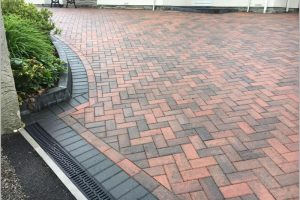 Block Paving in Silkstone