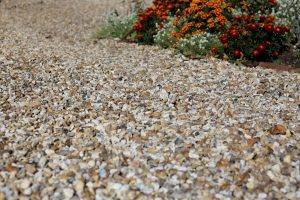 Benningbrough Shingle Driveways