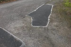 Pothole Repairs South Milford