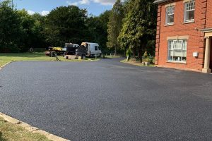 Tarmac Driveway in Burton upon Stather Crowie