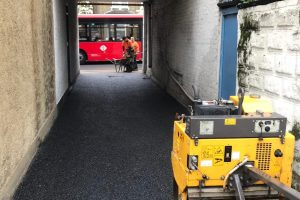 Tarmac Surfacing in Sandal