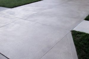 Concrete Driveways in North Thoresby